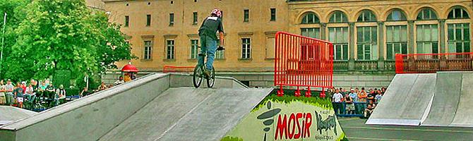 Betoonist skatepargid